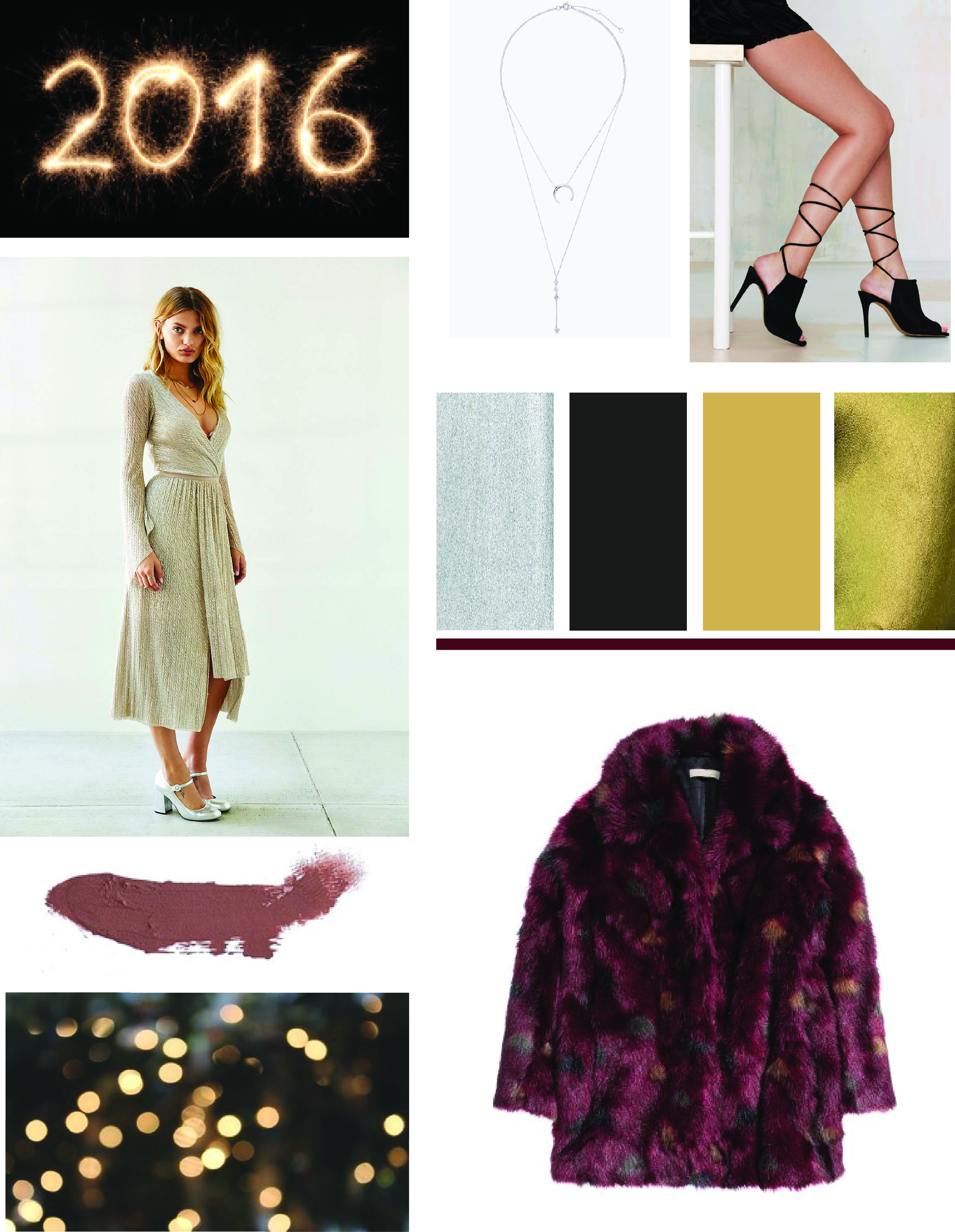 NYE Mood Board 1