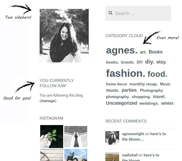 blog changes 1