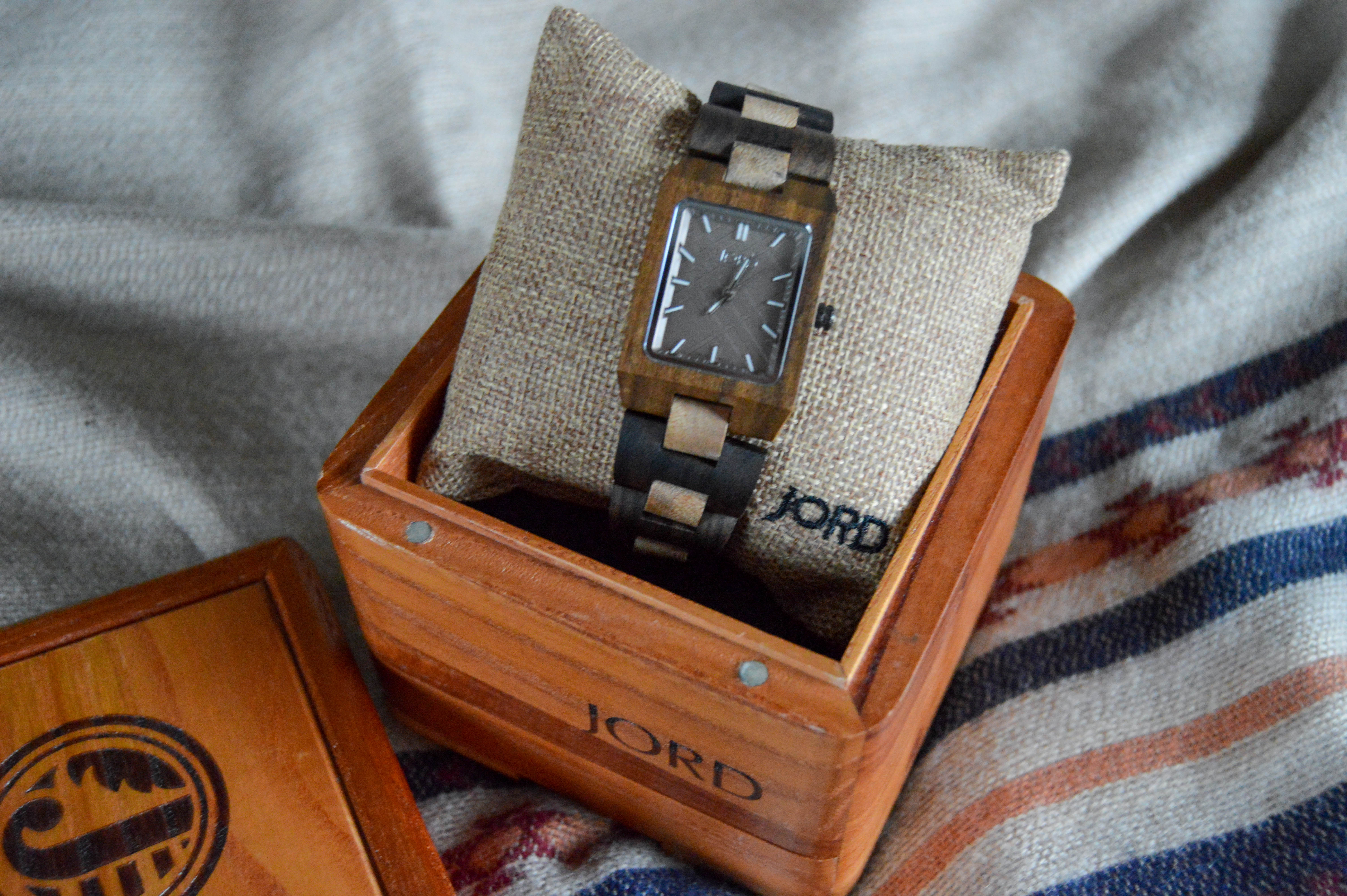 JORD Watch - Unique Wood Watches